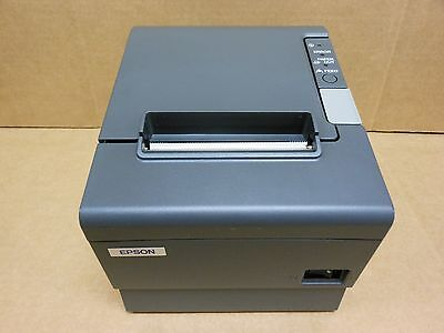Epson TM-T88IV M129H Thermal Printer PARALLEL INTERFACE NO POWER SUPPLY