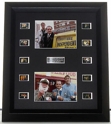 Only Fools And Horses  Framed Film Cell Mount David Jason