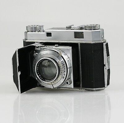 KODAK Retina II Type 011 35mm Film Camera c.1946-49 w/Heligon f2/5cm Lens (HZ76)