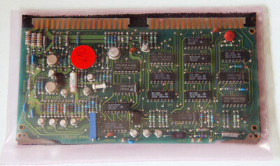 Platine ( Elektronik ) aus einem HP Spectrum Analyzer Display HP 85662-60014