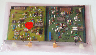 Platine ( Elektronik ) aus einem HP Spectrum Analyzer Display HP 85662-60005