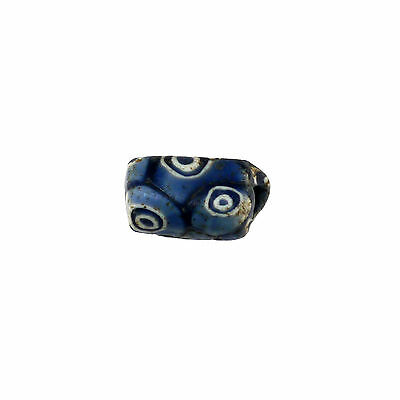 Early Islamic glass bead from North Africa. (1403)