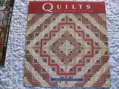 Quilts from the Shelburne Museum Calendar 2001