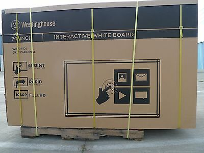 Westinghouse WB70F1D1,  70-Inch, 1080p, Touch Screen Whiteboard