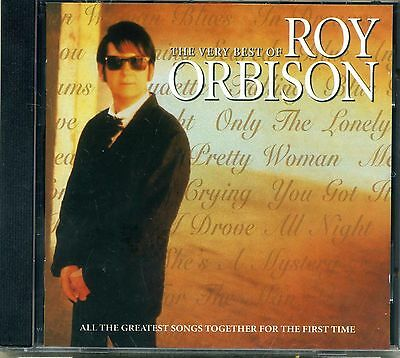 The Very Best Of roy Orbison  New CD