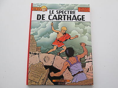Alix Le Spectre De Carthage Tbe Reedition