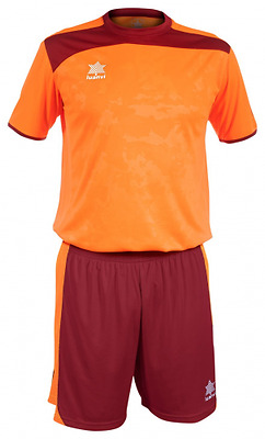 Luanvi inter Set, Orange/Bordeaux, L
