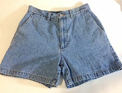Junior 90's Vintage High Waisted Jean Shorts Size 8 , Mom Jeans
