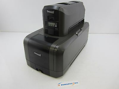 DataCard CE870 Embosser Issuance Variety Card System - No key or power supply