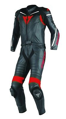 Dainese Laguna Seca D1 Leather Suit High Quality Two Piece Motorcycle Estate
