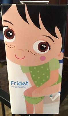 (1) New FridaBaby Fridet, The ButtWasher Free Shipping