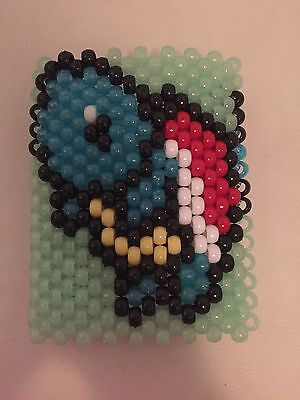 Squirtle Kandi Cuff (glow in the dark)