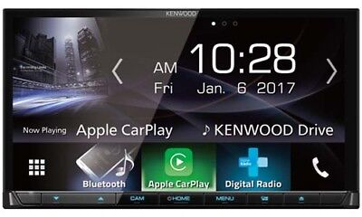 Kenwood DDX9017DABS Car Multimedia with GEN KENWOOD WARR