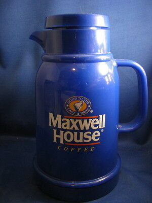Maxwell House Glass Lined Thermal Carafe