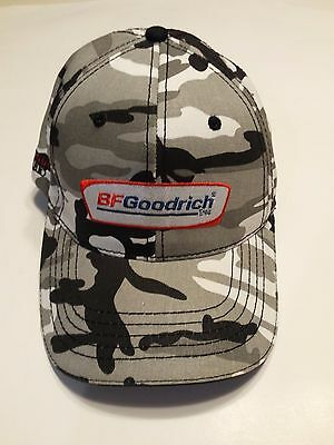BF Goodrich Cammo Strap Back Embroidered Hat