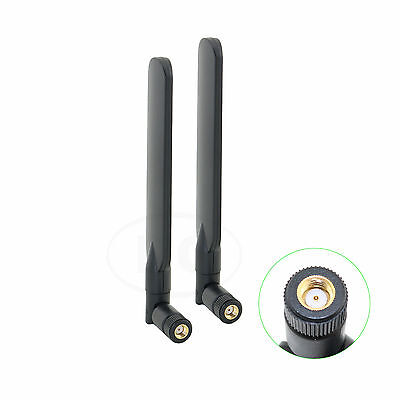 3x6dBi DB WiFi RP-SMA Antenna Omni Directional Long Range for TP-Link Router