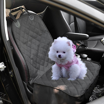 Waterproof Car Pet Dog Front Seat Cover Protector Liner Seats Covers Cushion Mat