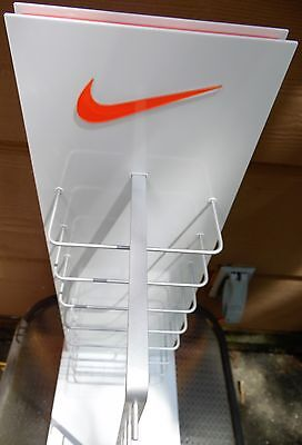 NIKE 8 Pair Glasses Sunglasses Frame Display Stand Holder Rack Shop Retail