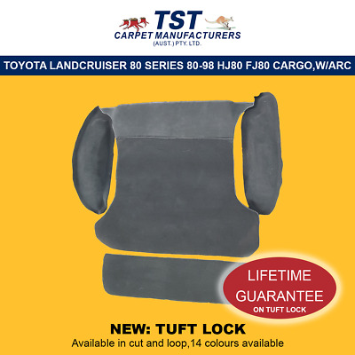 Car Carpet (T17C) Toyota Landcruiser 80 Series 1980-1998 Hj80 Fj80 Cargo
