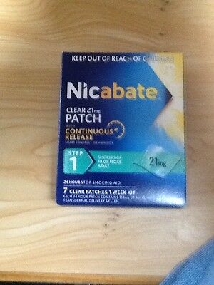 Nicabate quit smoking kit