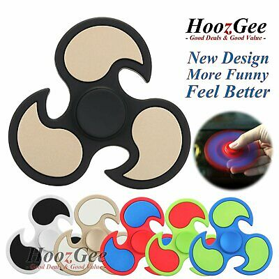 Fidget Finger Spinner Hand Focus ADHD Autism EDC Toys Ultimate Spin Over 3 Min