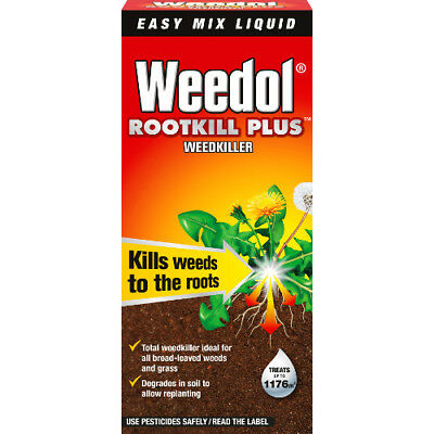 Scotts Weedol Rootkill Plus Concentrate 1L