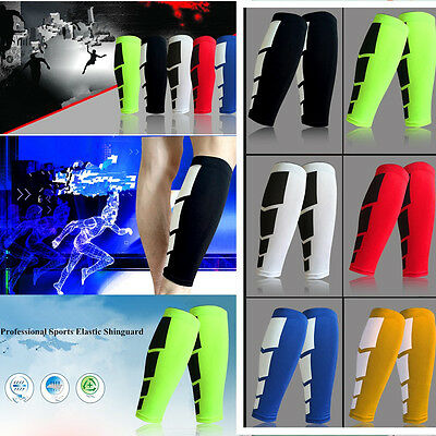 Support  Leg Pain Injury Sleeve Compression Brace Wrap  Calf Leg Protect AU