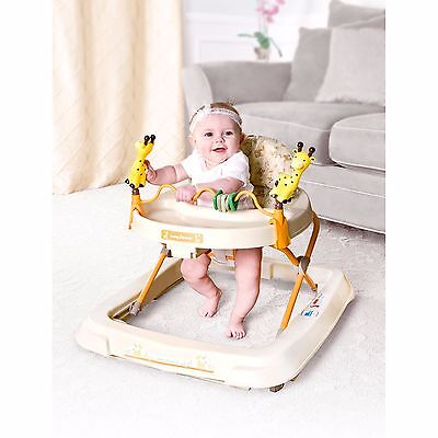 Baby Trend - Baby Activity Walker with Toys - Kiku