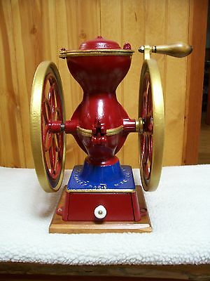 Enterprise # 2 two wheel Coffee Grinder/Very good cond./Recently refurbished