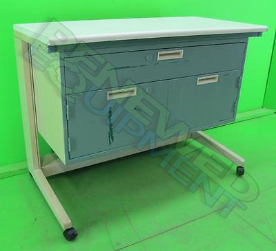 Mobile Work Lab  Bench Cabinet  #2