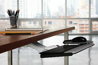 Humanscale 950 5G Standard Compact Single/Dual Mouse Keyboard Tray
