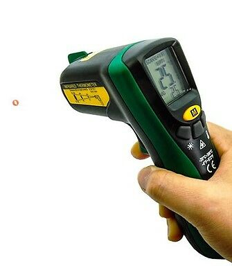 Temperature Gun Non-contact IR Infrared Digital Laser Thermometer -4~572°F Range