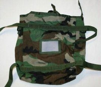 US Army Military MOLLE II RADIO POUCH WOODLAND CAMOUFLAGE TASCHE pack