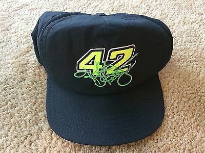 5e2a9fd2731a5 Vintage 90s Calvin Klein Black SnapBack Embroidered Spell Out Made In USA.