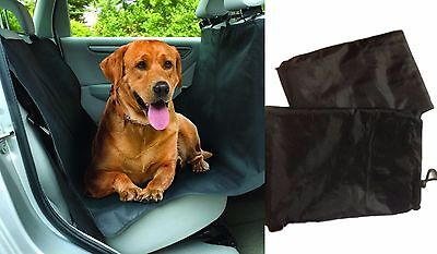 New Pet Dog Rear Back Seat Auto Car Waterproof Blanket Cover Protector For Car