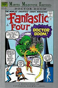 Fantastic Four (1961) #   5 MILESTONE REPRINT