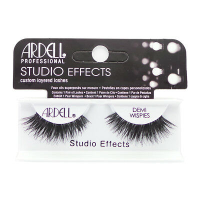 (6 Pack) ARDELL Studio Effects Custom Layered Lashes - Demi Wispies (Free Ship)