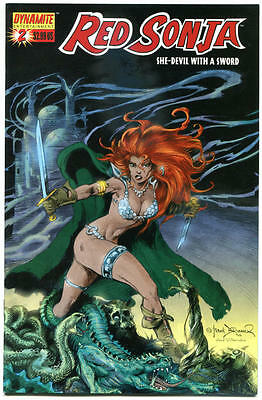 RED SONJA #2, NM, She-Devil, Sword, Frank Brunner, 2005, more RS in store