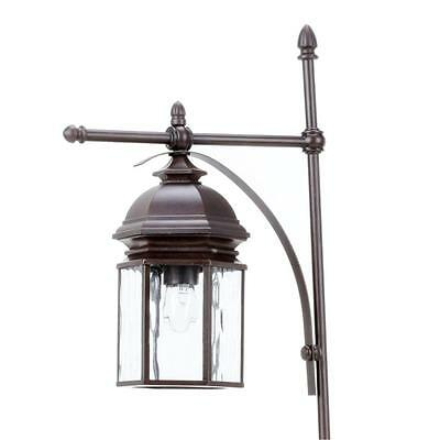 Hampton Bay CIL1501 Georgetown Collection Bronze Outdoor Path Light