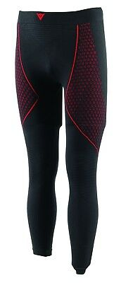 Dainese D Core Thermo Pants Special 3D Structure Keeps Super Warm Black Red