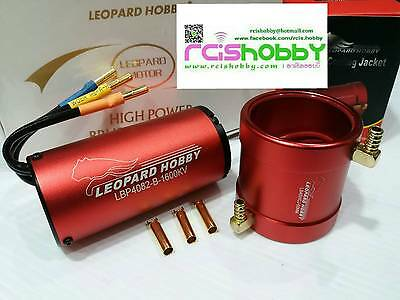 Leopard 4082/1600kv with (Water Cooling Jacket  50mm /68mm please send message)