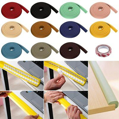 Table Desk Edge Corner Safety Strip Guard Baby Child Kid Protective Cushion Tape