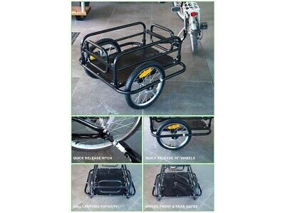 Pro Series Heavy Duty Bicycle Cargo Trailer