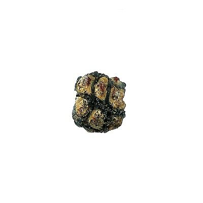 Pre Islamic oriental  glass bead (1404)