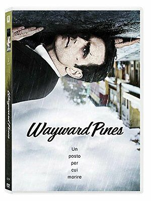 Wayward Pines - Stagione 1 (3 DVD) - ITALIANO ORIGINALE SIGILLATO -