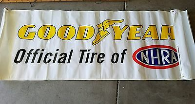Good Year NHRA Racing Banners (2)