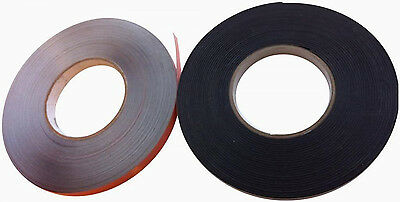 Self Adhesive Magnetic and Steel Tape Strip Kit For Secondary Glazing NEW BEST