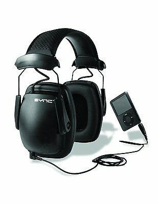 Howard Leight by Honeywell Impact Sport Sound Sync Noise-Blocking Stereo Earmuff