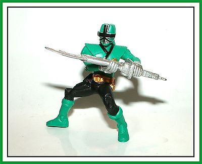 POWER RANGERS SAMURAI GREEN RANGER BEETLEZORD NEW MOC