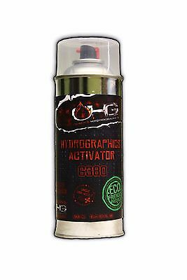 OHG Hydrographics Activator Aerosol Can ECO-Friendly Low Odor Vanilla Scented